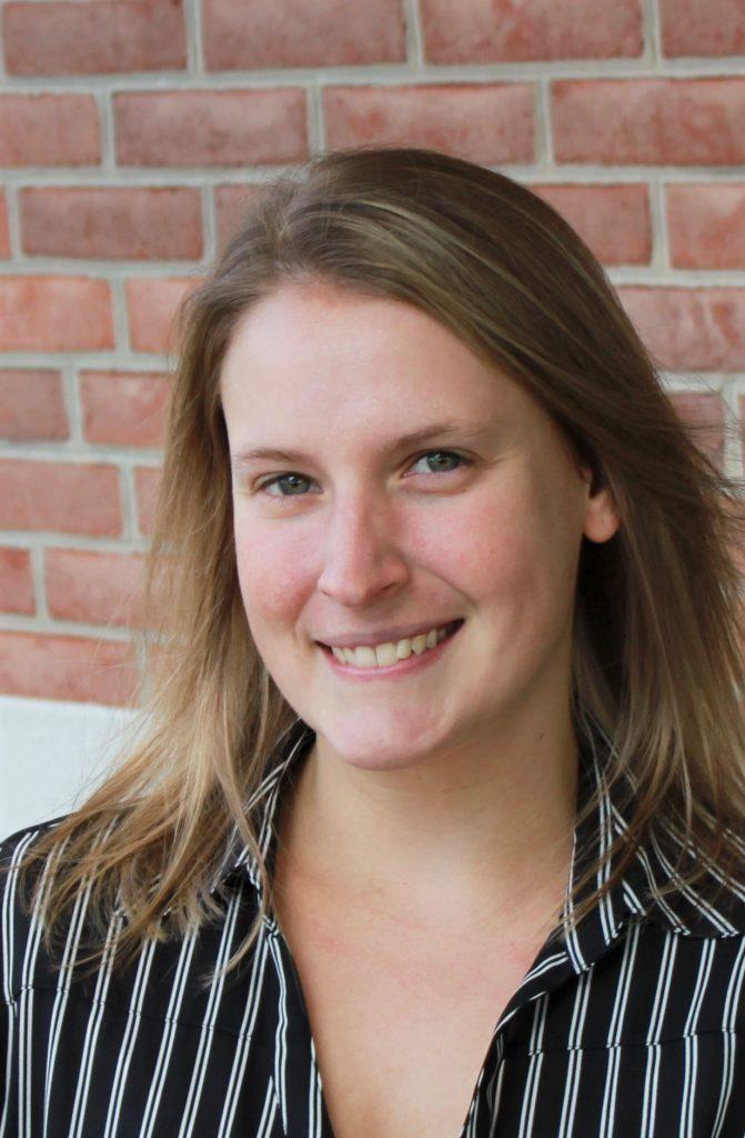 Webinar presenter Casey Dressel, LCSW-C, Social Worker, Chesapeake Life Center