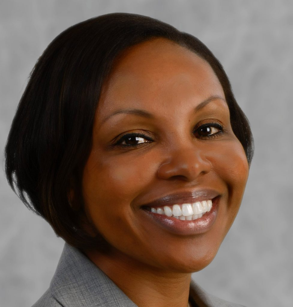 Headshot of Karen Bullock, Ph.D., LCSW