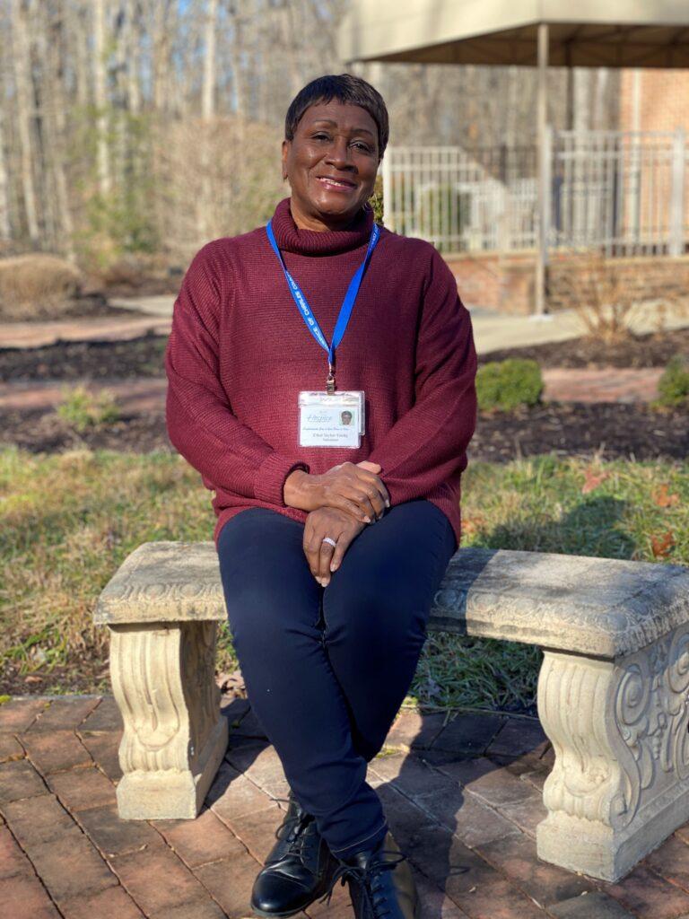 Volunteer Spotlight: Ethel Taylor-Young