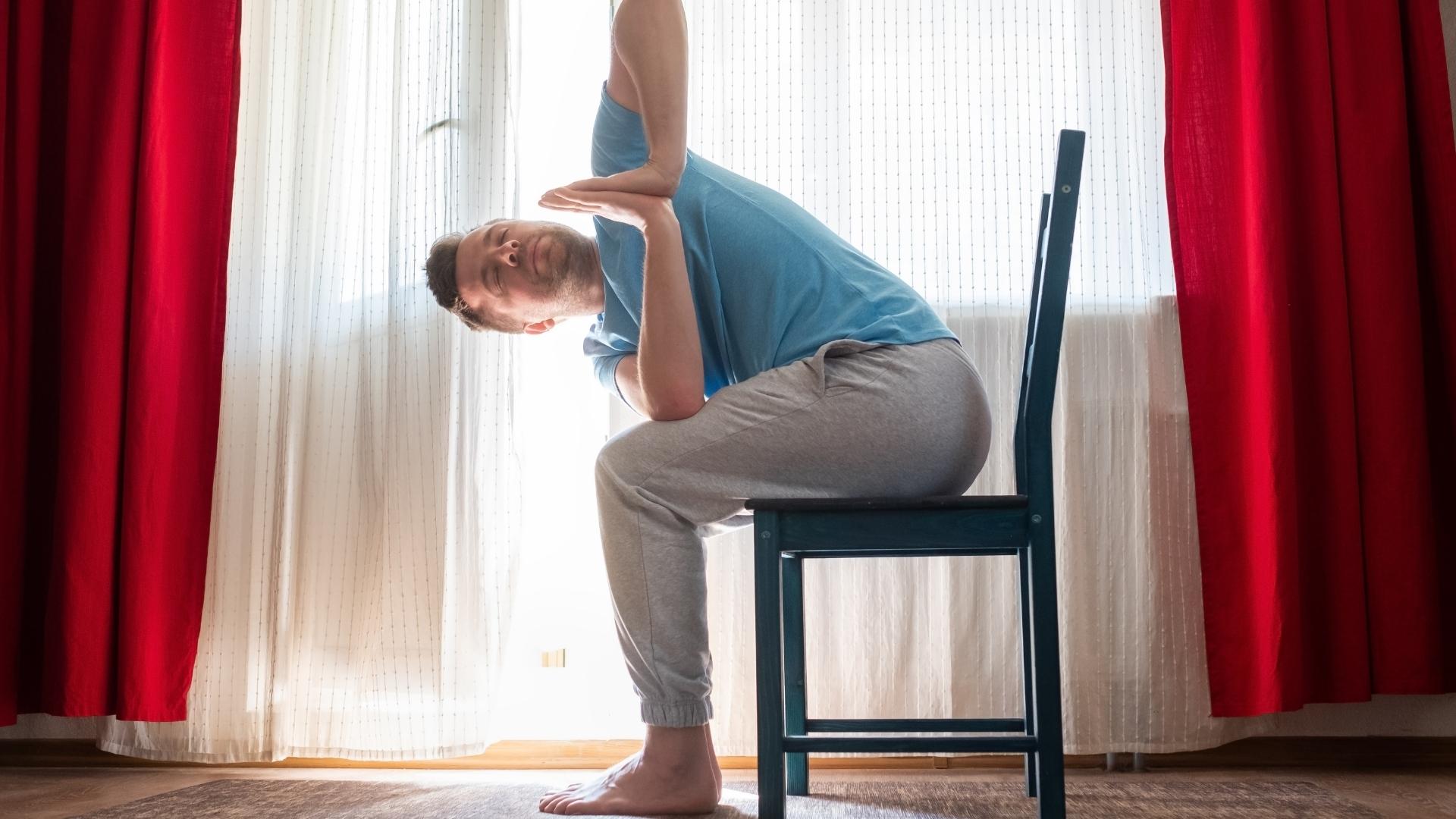 Grief Yoga Workshop Art